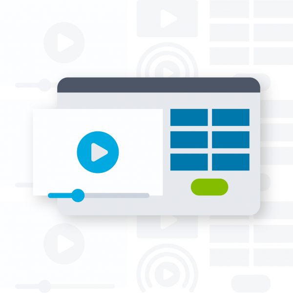 Make virtual events easier with embeddable videos & livestreams