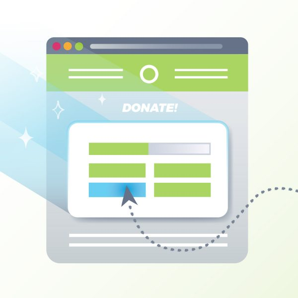 Raise money directly on your site with embeddable forms & buttons
