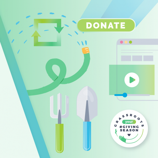 New fundraising tools for a grassroots giving season