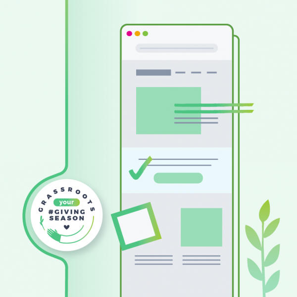 Prepping Your Website for Giving Season!