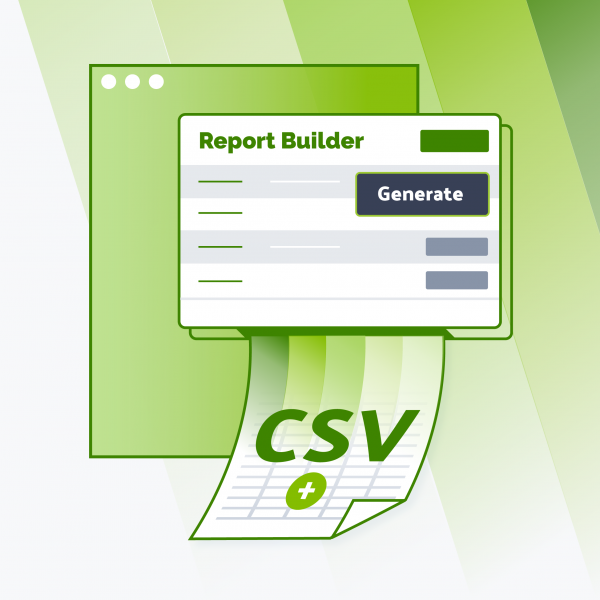 Tips and tricks for the report builder, our exciting new data tool!